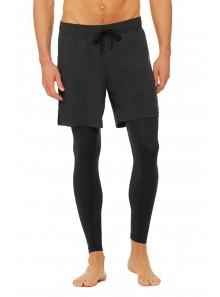 Компрессионные штаны+шорты Stability 2-In-1
