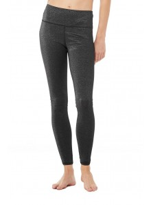 HIGH-WAIST GLITTER LEGGING