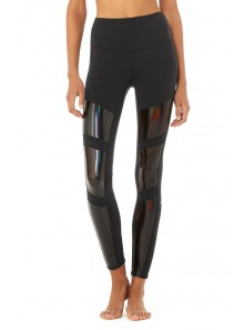 HIGH-WAIST GALAXY MOTO LEGGING