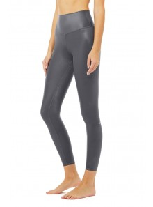 7/8 HIGH-WAIST SHINE LEGGING